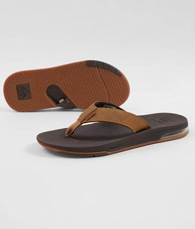 Reef Fanning Low Leather Flip
