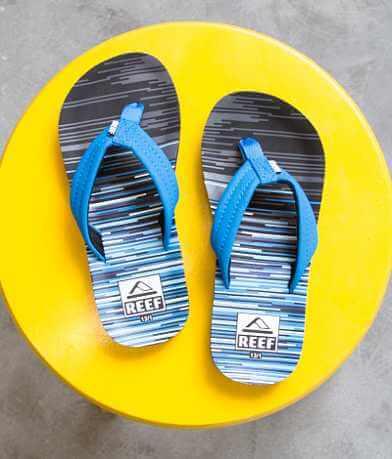 Boys - Reef Ahi Blue Flip