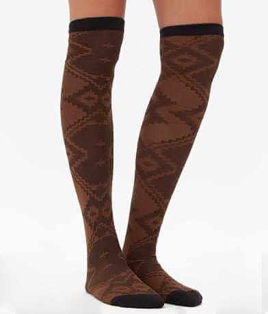 Muk Luks Textured Socks