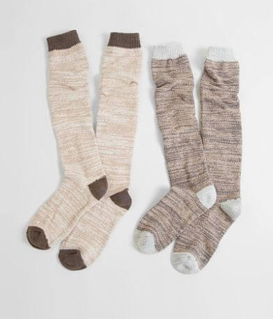 Muk Luks 2 Pack Socks