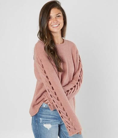 Daytrip Sponge Yarn Sweater