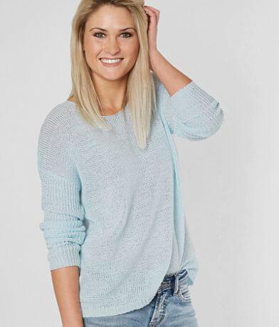 Daytrip Strappy Sweater