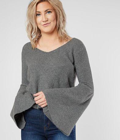 Daytrip Bell Sleeve Sweater