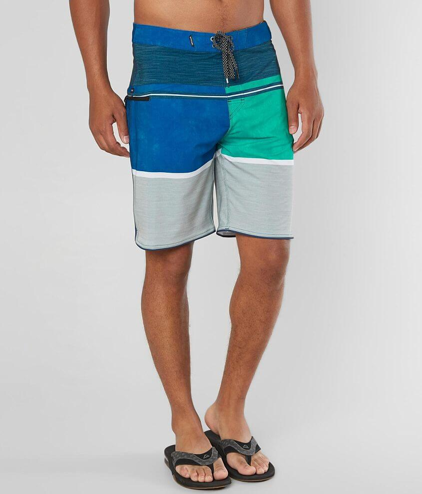 Rip Curl Mirage Shelter Stretch Boardshort front view