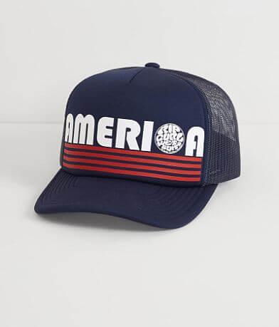 Rip Curl America Trucker Hat