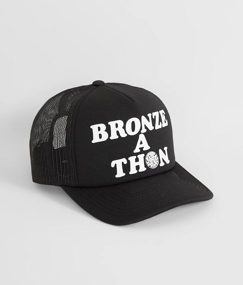 Rip Curl Bronze A Thon Trucker Hat front view