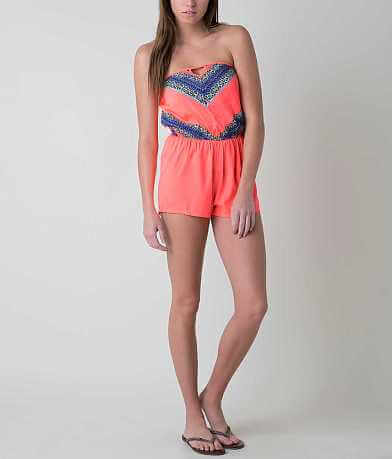 Rip Curl Queen Tube Top Romper