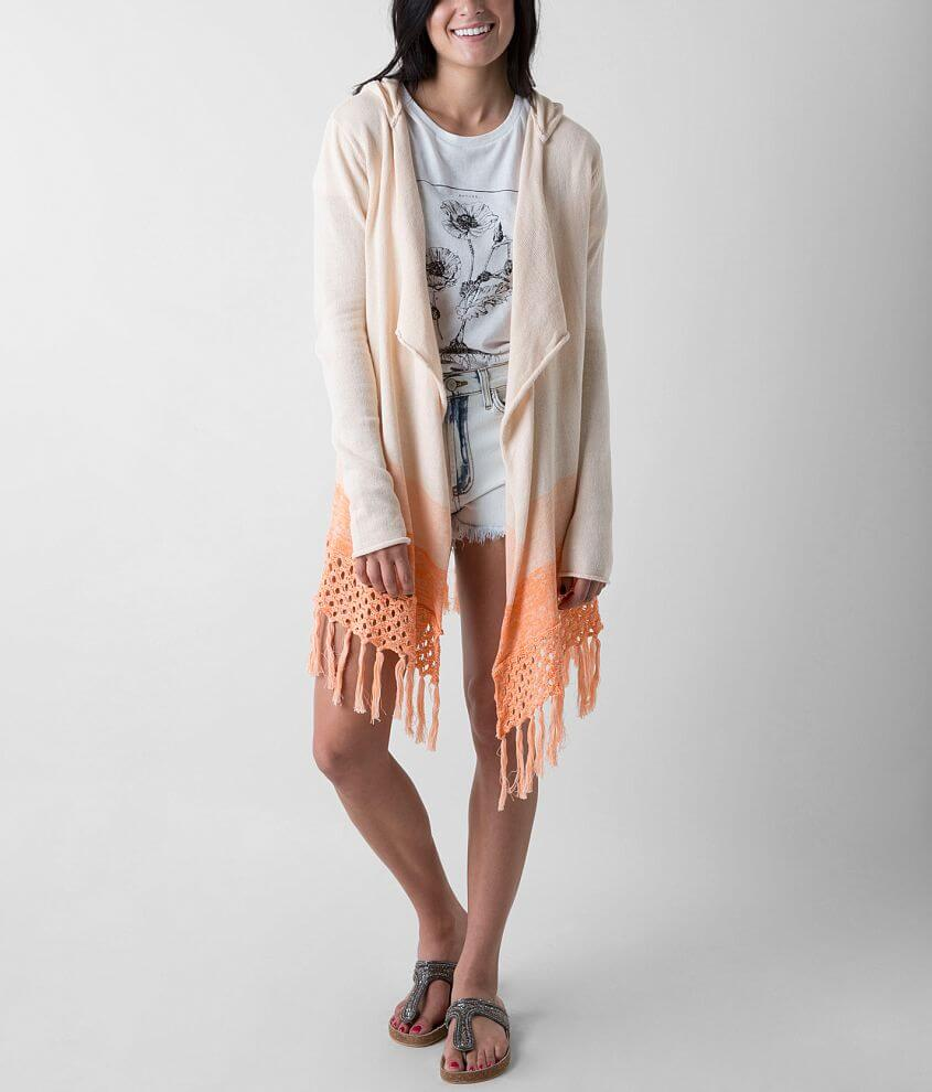 Rip Curl Vagabond Cardigan Sweater front view