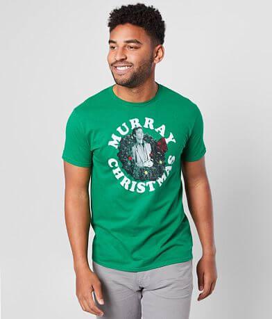 Ripple Junction SNL Murray Christmas T-Shirt