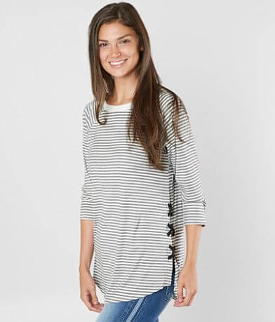 BKE Striped Top