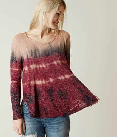Gilded Intent Tie Dye Top