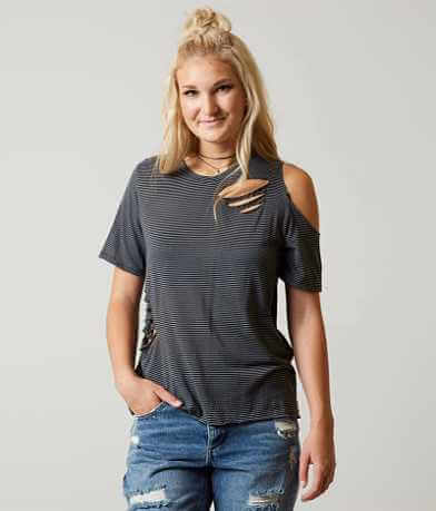 Gilded Intent Raw Edge T-Shirt