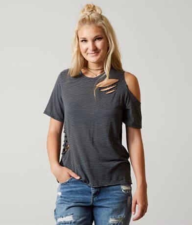 Gilded Intent Raw Edge T-Shirt