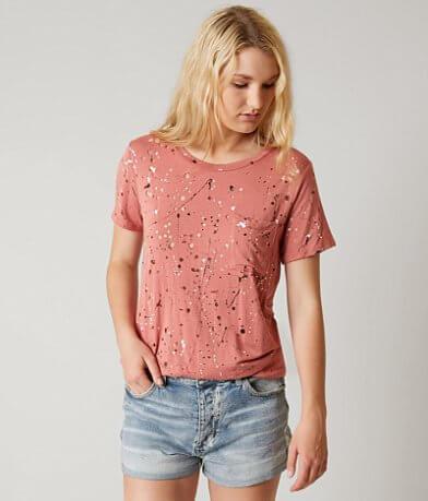 Gilded Intent Scoop Neck T-Shirt