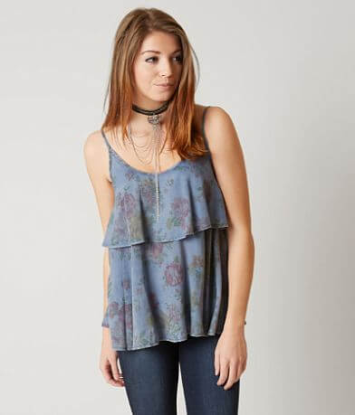 Gimmicks Floral Tank Top