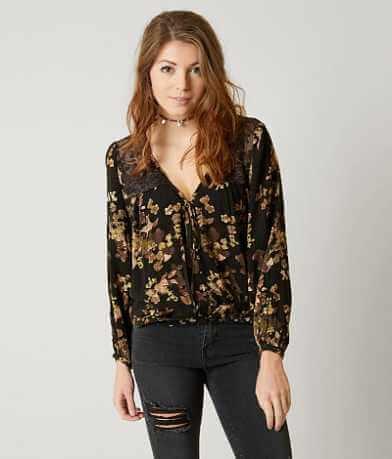 Gimmicks Floral Shirt