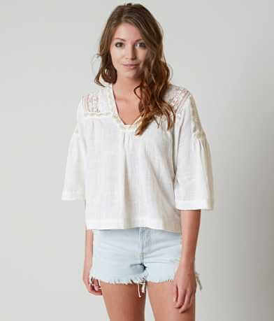 Gimmicks Embroidered Top