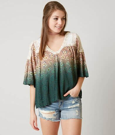 Gimmicks Dip Dye Top