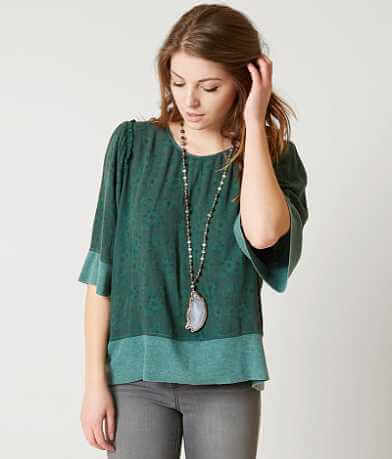 Gimmicks Green Gables Top