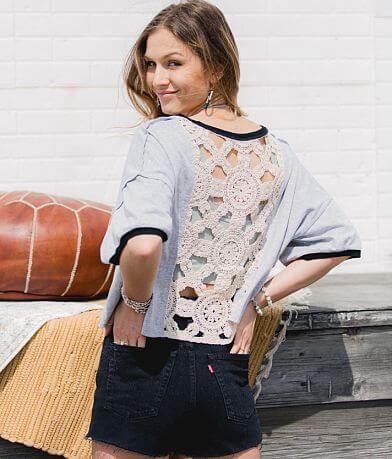 Gimmicks Drop Shoulder Ringer T-Shirt