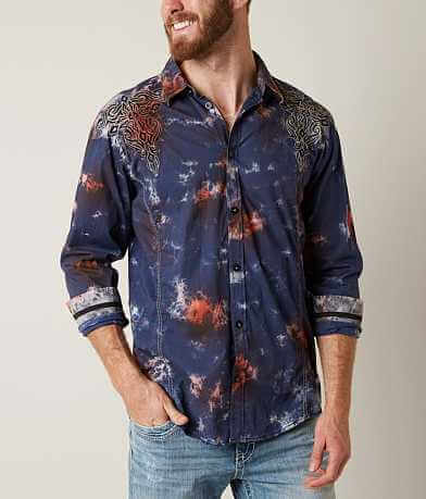Roar Nero II Stretch Shirt