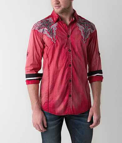 Roar Uptown Stretch Shirt