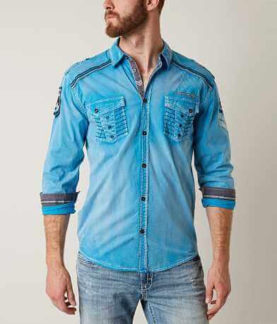 Roar Cavalier Jr Stretch Shirt