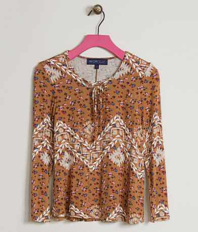 Girls - Weavers Girl Floral Top