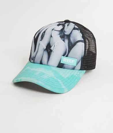 Reef Union Trucker Hat