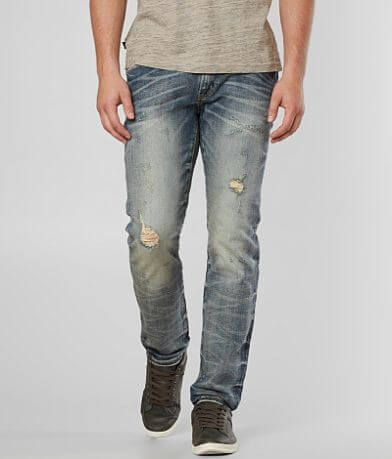 Rock Revival Remix Vintage Straight Stretch Jean
