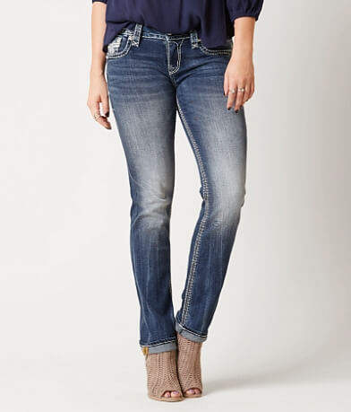 Rock Revival Cherina Easy Straight Stretch Jean
