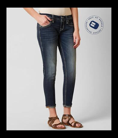 Rock Revival Martia Ankle Skinny Stretch Jean