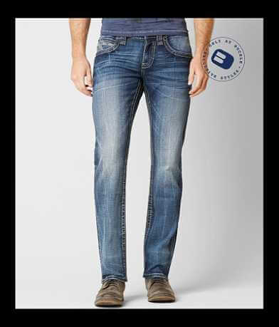 Rock Revival Ece Slim Straight Stretch Jean