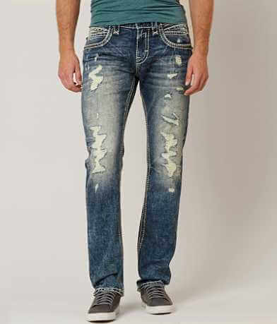Rock Revival Nadlo Slim Straight Stretch Jean