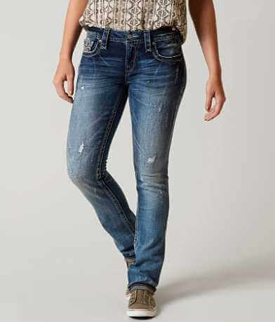 Rock Revival Alivia Easy Straight Stretch Jean