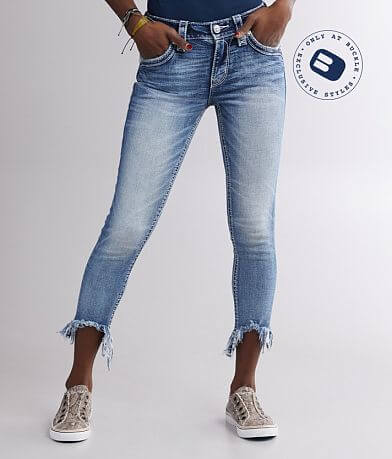 Rock Revival Tallis Mid-Rise Ankle Skinny Jean