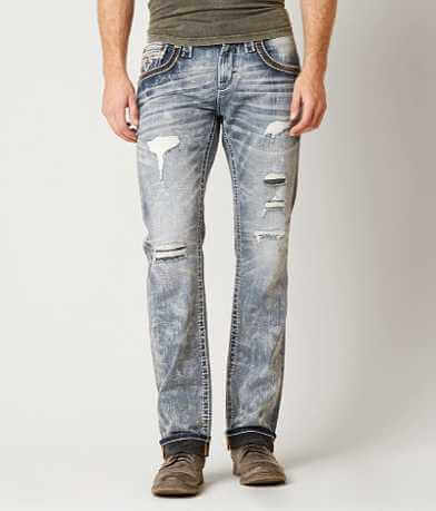 Rock Revival Rylance Relaxed Straight 17 Jean