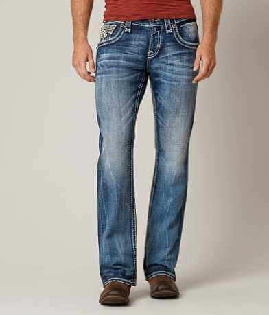 Rock Revival Shmuel Slim Boot Stretch Jean