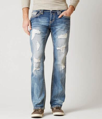 Rock Revival Vadeem Slim Boot Stretch Jean