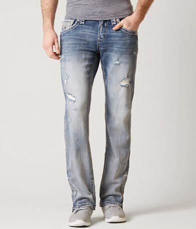 Rock Revival Jerry Slim Straight Stretch Jean