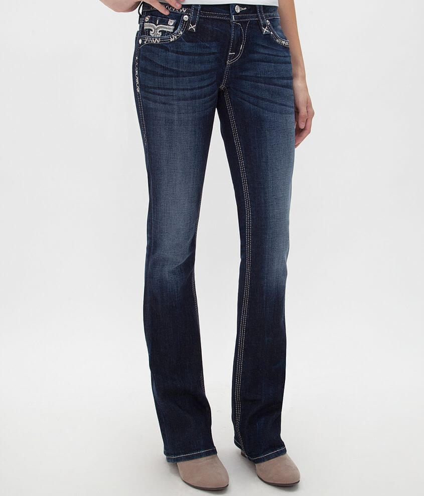Rock Revival Betty Boot Stretch Jean front view
