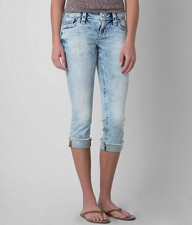 Rock Revival Pilkin Stretch Cropped Jean