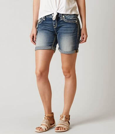 Rock Revival Maaje Easy Stretch Short