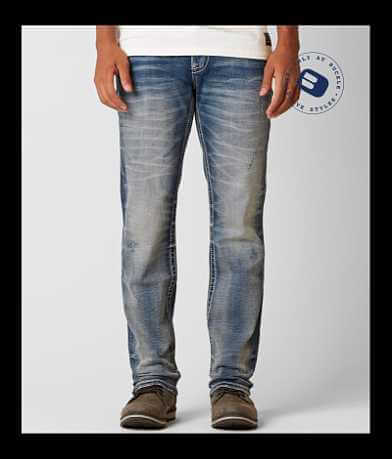 Rock Revival Shimon Slim Straight Stretch Jean