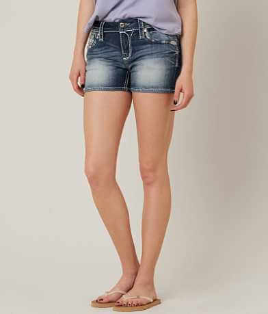 Rock Revival Shaina Easy Stretch Short