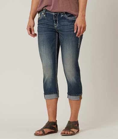 Rock Revival Cloee Easy Stretch Cropped Jean