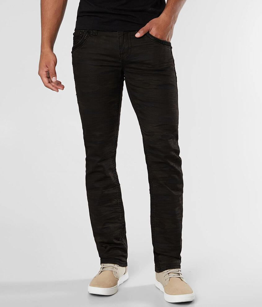 Rock Revival Triton Slim Straight Stretch Jean front view