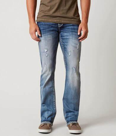Rock Revival Pranit Slim Boot Stretch Jean