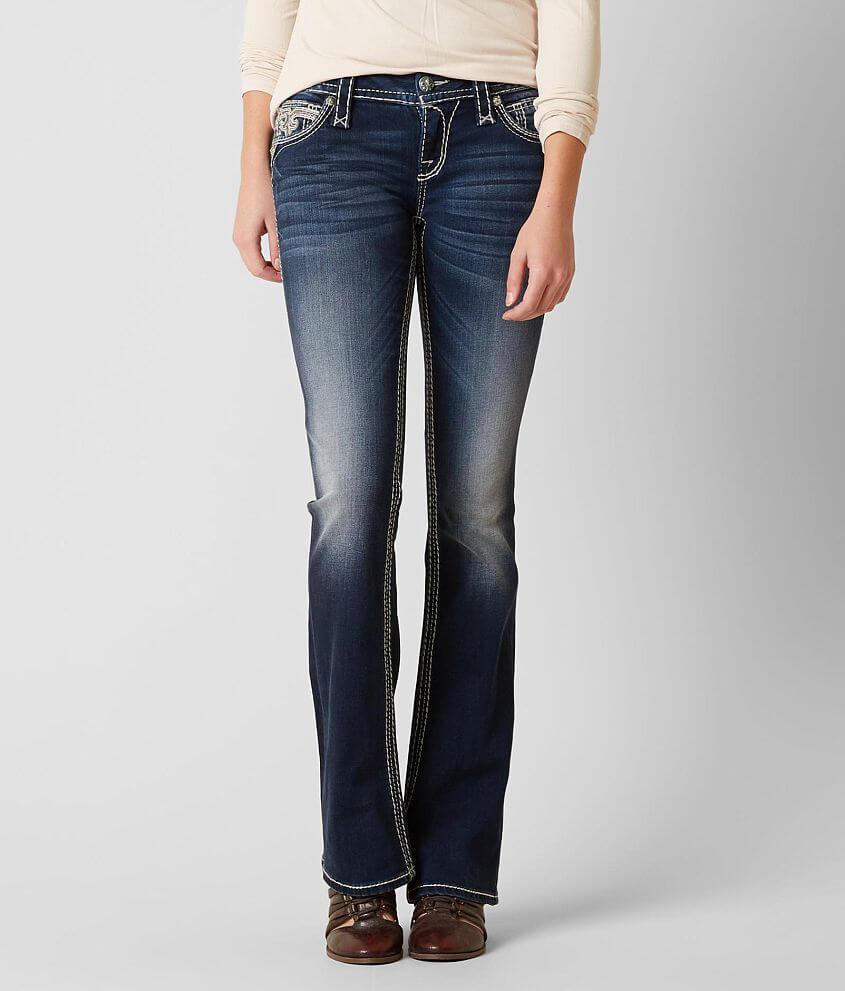 93b5064fa42 Rock Revival Evella Boot Stretch Jean - Women s Jeans in Evella B400 ...