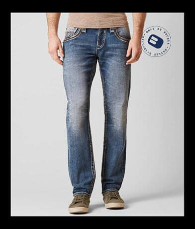 Rock Revival Dorran Slim Straight Stretch Jean